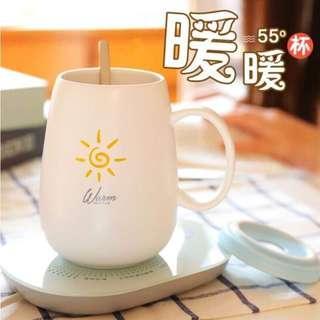 🚚 恆溫暖暖杯 馬克杯 陶瓷杯 保溫杯