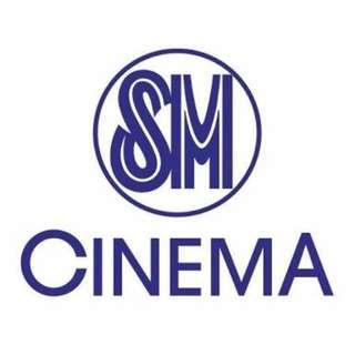 SM CINEMA TICKETS (LEGIT)