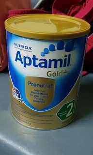 Aptamil gold plus