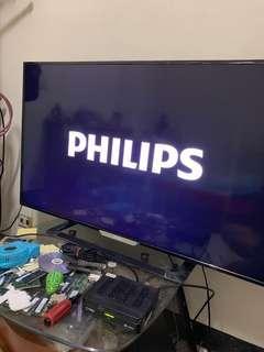 飛利普 50吋WlFl連網LED液晶電視