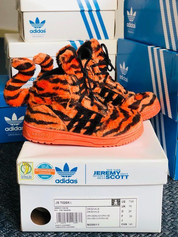 Adidas Jeremy Scott Tiger for Kids
