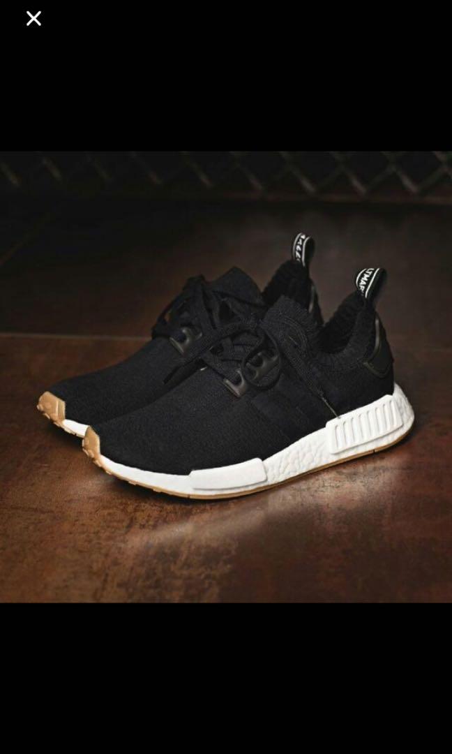 promo code bb322 3ba44 Adidas NMD PK r1 Gum, Men s Fashion, Footwear, Sneakers on Carousell