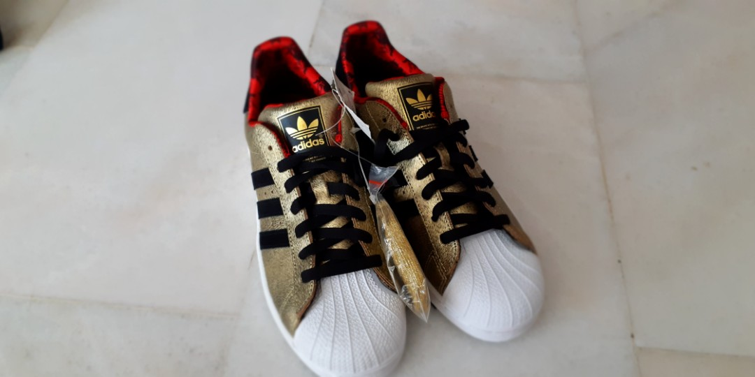 "Adidas 0 The ""year 2 Superstar Of Horse"" Yb6ygvf7"