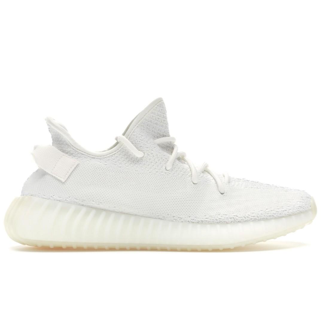 047d29ec0aaaf Adidas Yeezy Boost 350 V2 Cream Triple White