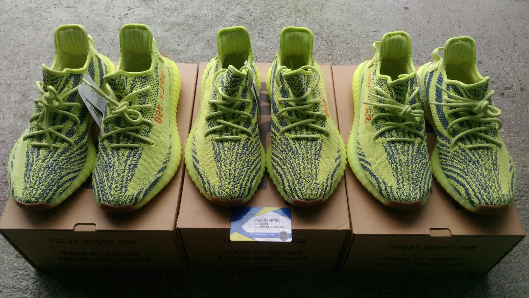 d0aa66456ab adidas Yeezy Boost 350 v2 Frozen Yellow
