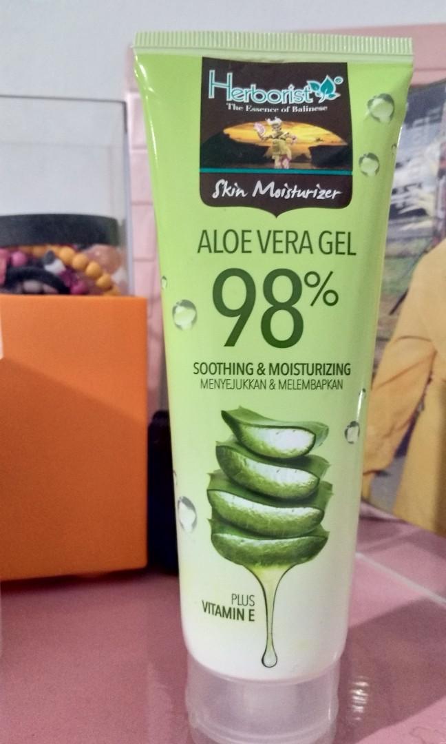 Aloe Vera Gel 98% Herborist