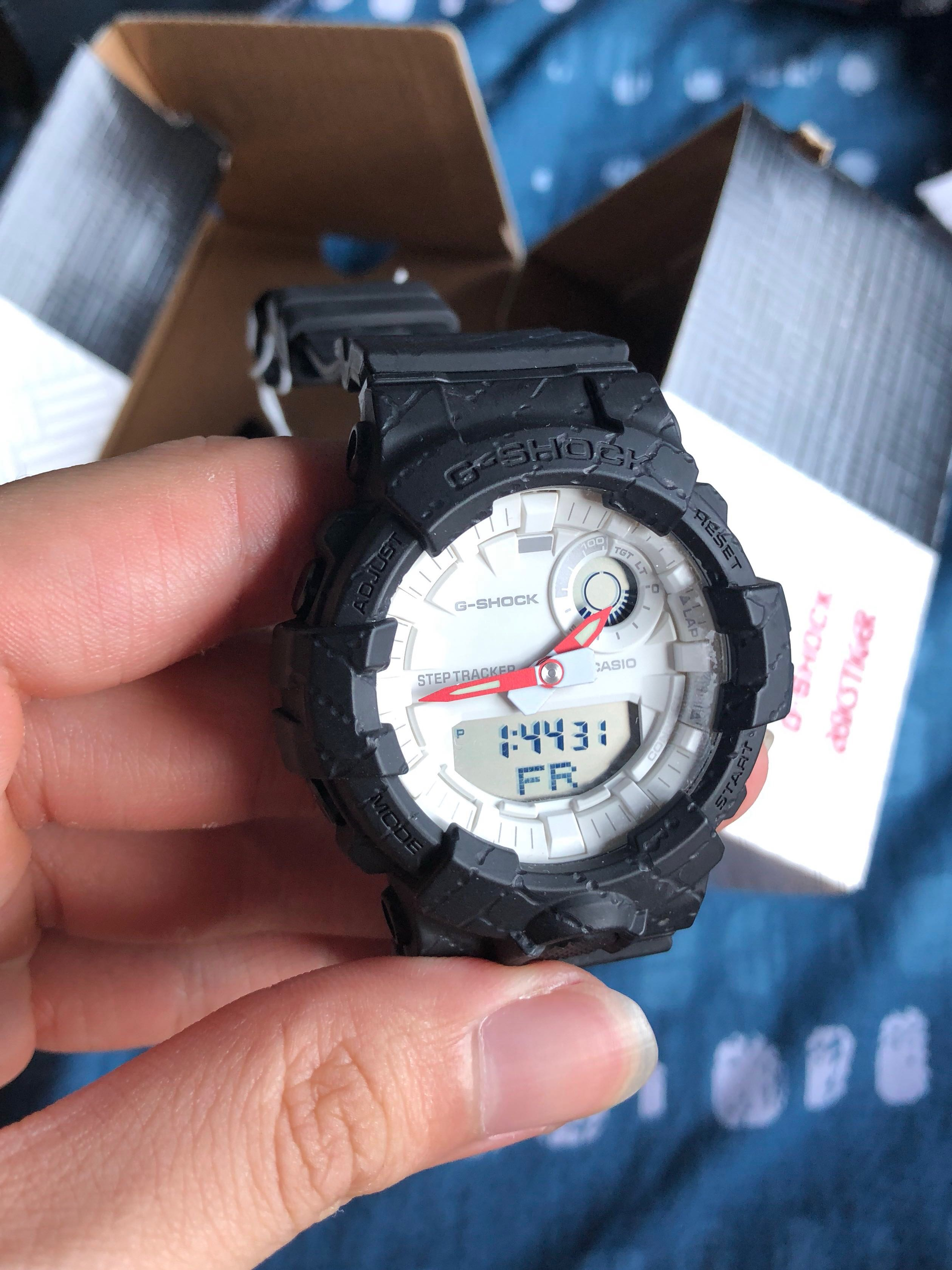198fac604a8 ASICSTIGER x G-SHOCK WATCH GBA-800