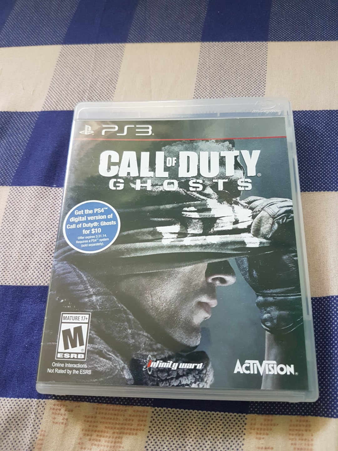 call of duty ghosts ps3 download code free
