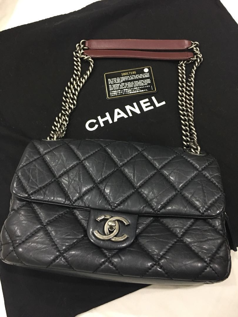 6a3ed2109da4 CHANEL Caviar Quilted Timeless Soft Leather, Luxury, Bags & Wallets ...