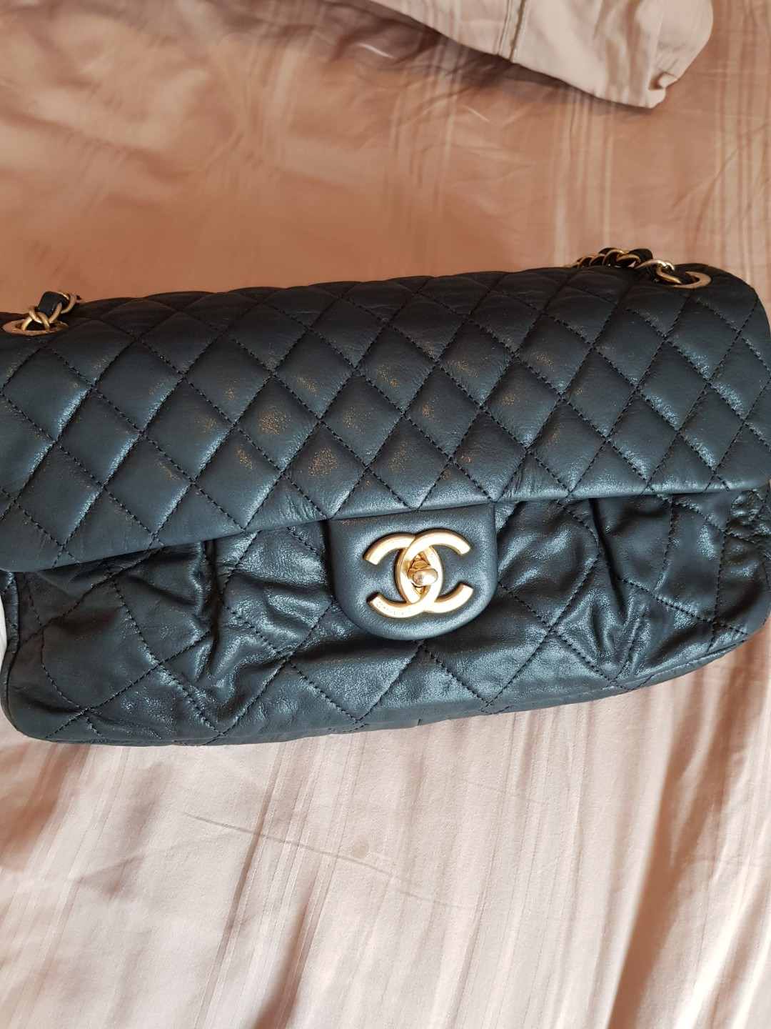 7cf6e1dee8e994 Chanel Flap Bag - Quilted leather - limited edition, Luxury, Bags ...