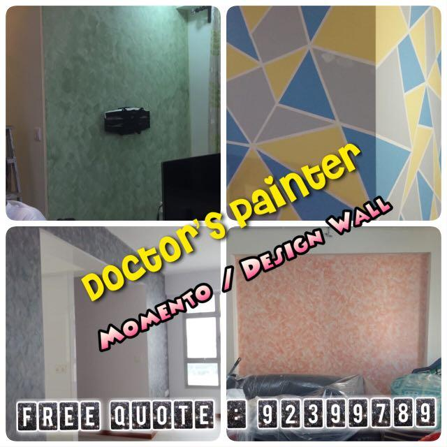 Cheapest in singapore! Lowest price now ! Professional painting services