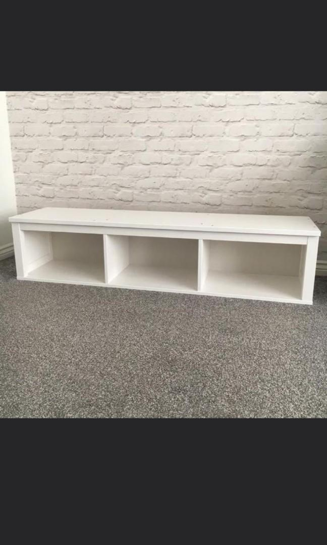 Ikea Hemnes Wall Bridging Shelf Home
