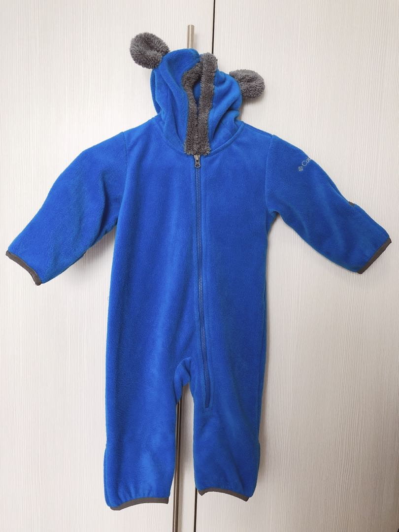 8d8083a7ef04 Columbia Baby Bear Fleece Bunting  Outerwear- US size 6-12mths ...