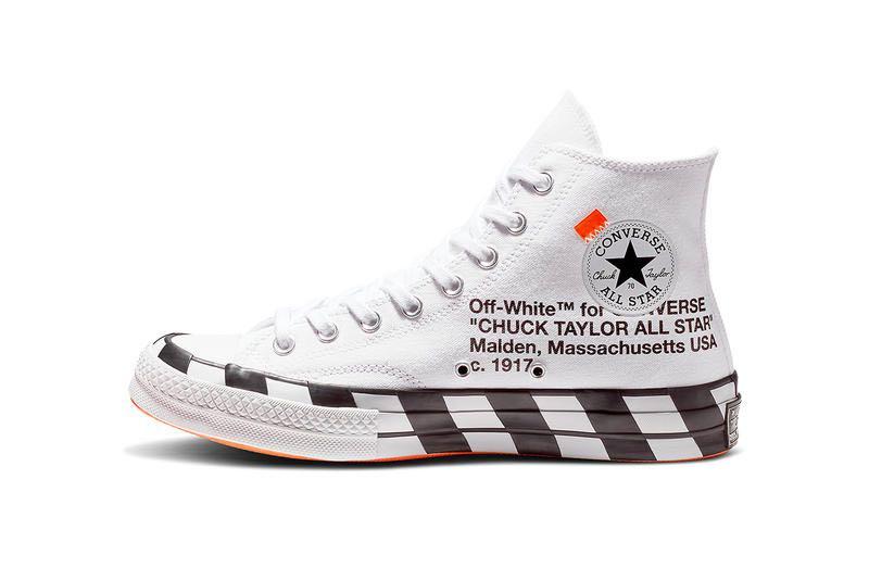 Converse Chuck Taylor All-Star 70s Hi Off-White ff84a9aee