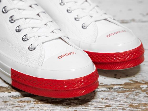ebbc983c13ee Converse x Undercover Chuck Taylor All Star 70s Ox Low - White Red ...