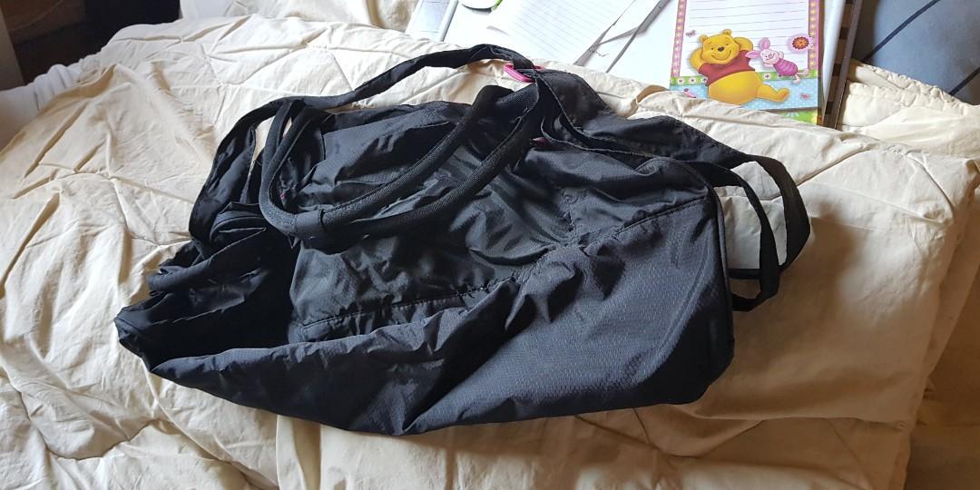 Fila waterproof small sports duffle bag