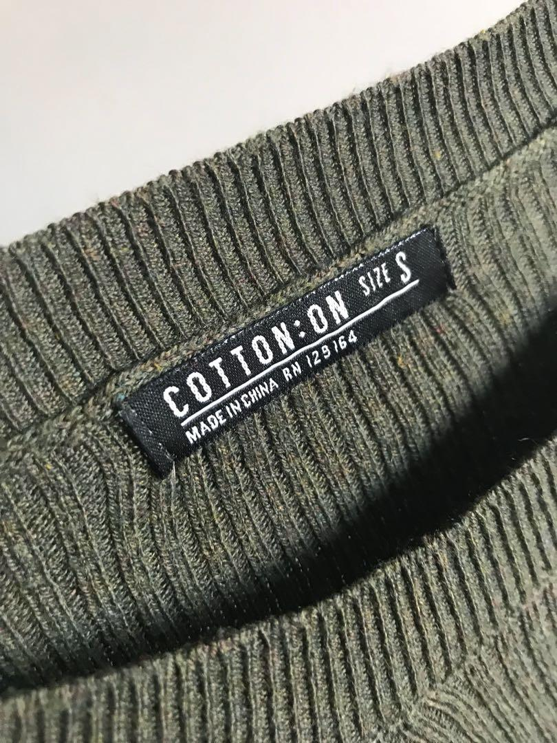 Forest Green Sweater