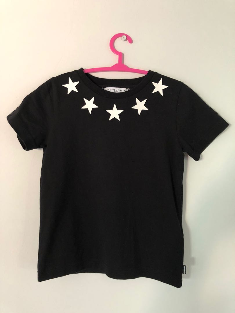 270817de5 Givenchy kids star tee, Women's Fashion, Clothes, Tops on Carousell