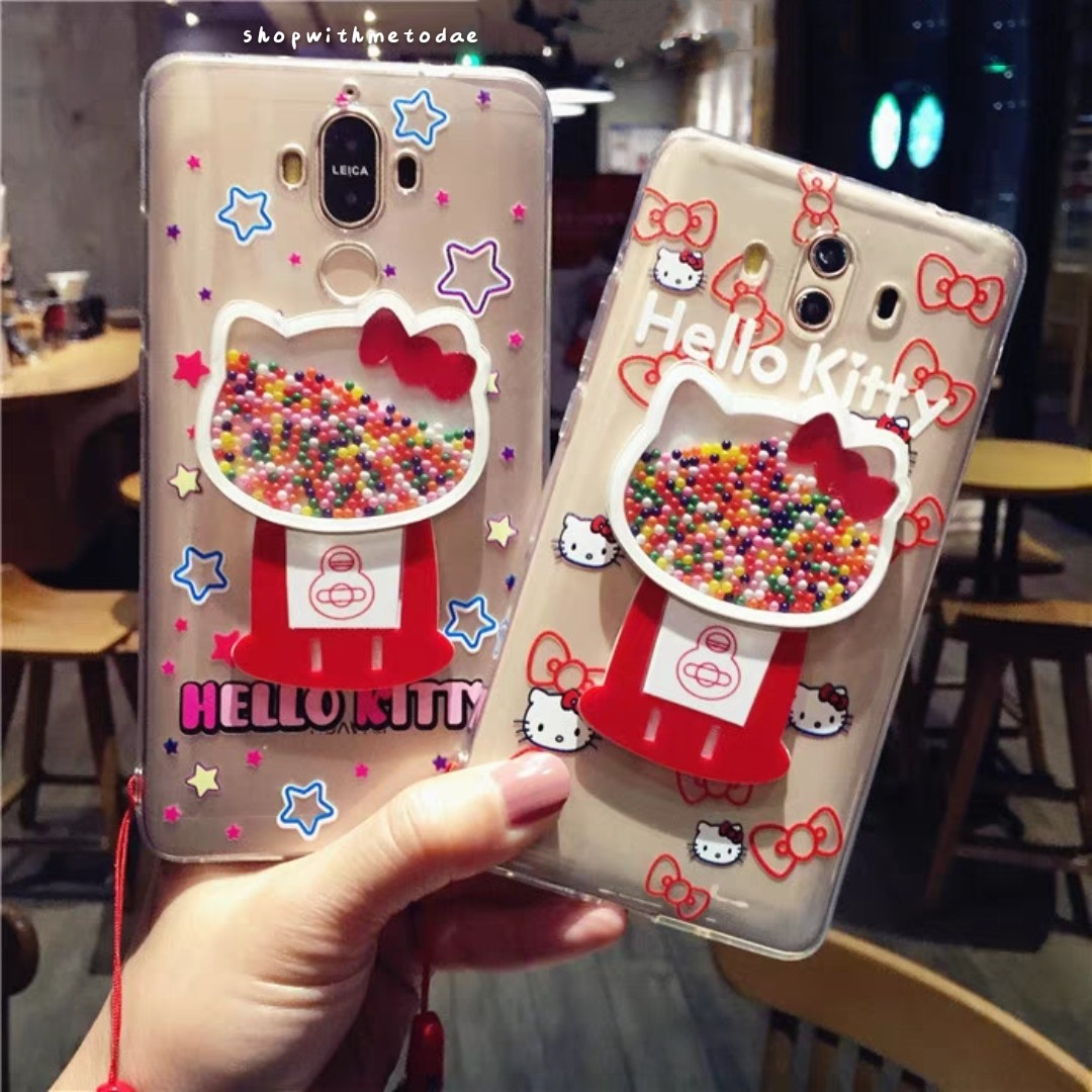 new product f2d2b 78135 Hello Kitty Huawei / Redmi / Oppo A3S / Honor / Vivo casing