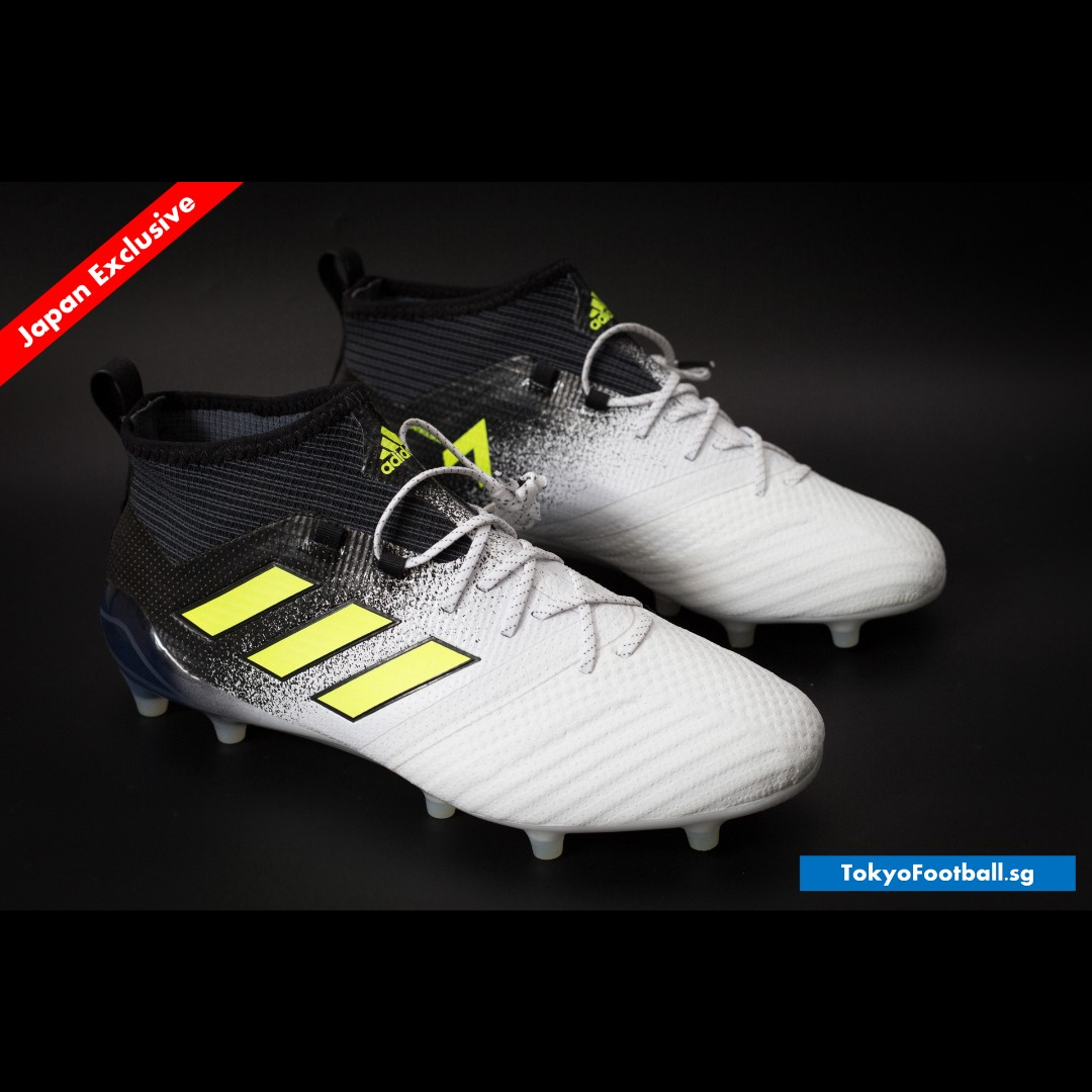 4ca7603d2 ADIDAS COPA 18.1 CORE BLACK. 〠in stockã€'Adidas Ace 17.1 Primeknit soccer football  boots shoes, Sports, Sports & Games Equipment on Carousell