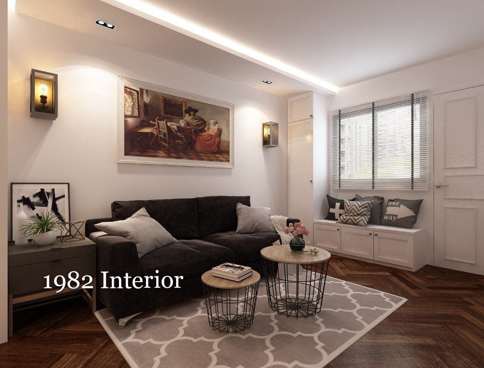 Resale Hdb 3room Flat Home Services Renovations On Carousell