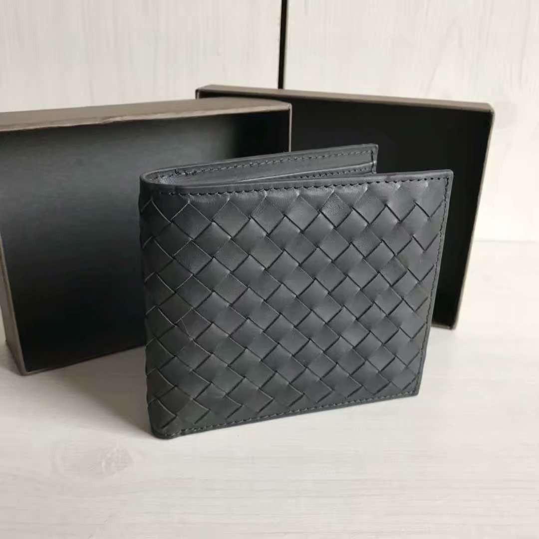 2ef3962751 Intrecciato Bi-Fold Wallet