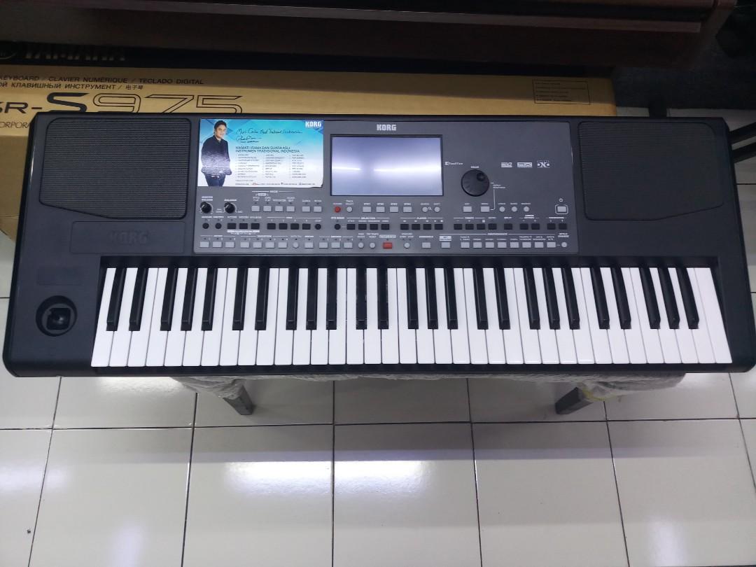 Keyboard Korg Pa600 Cicilan Tanpa Kartu Kredit Musik Media Alat Di Carousell
