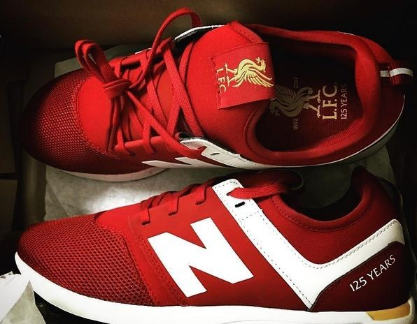 17e33c011 Liverpool New Balance 247 Limited Edition UK 7, Men's Fashion ...