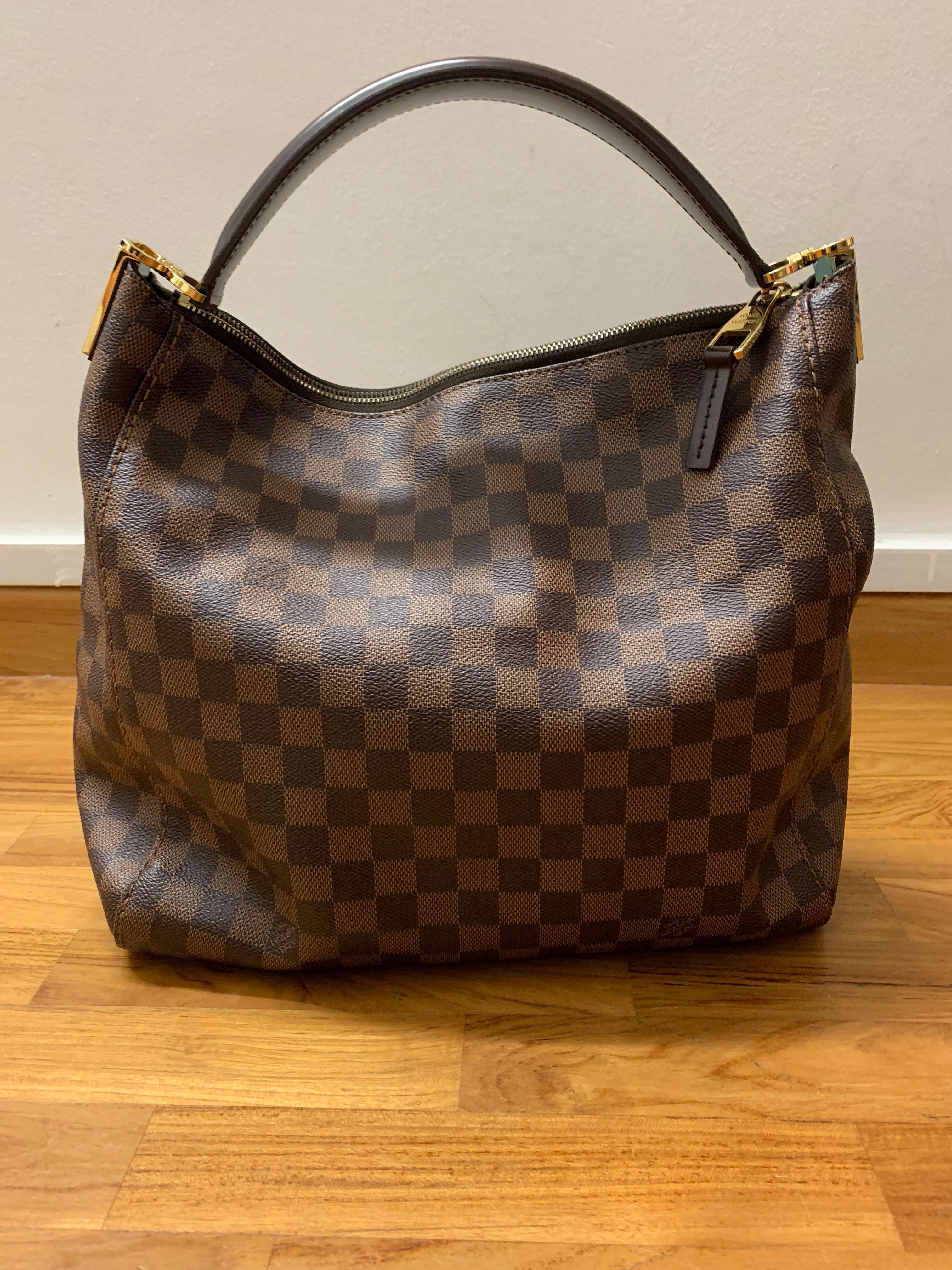 62a8aed0f56 Louis Vuitton Portobello PM Handbag (Authentic)