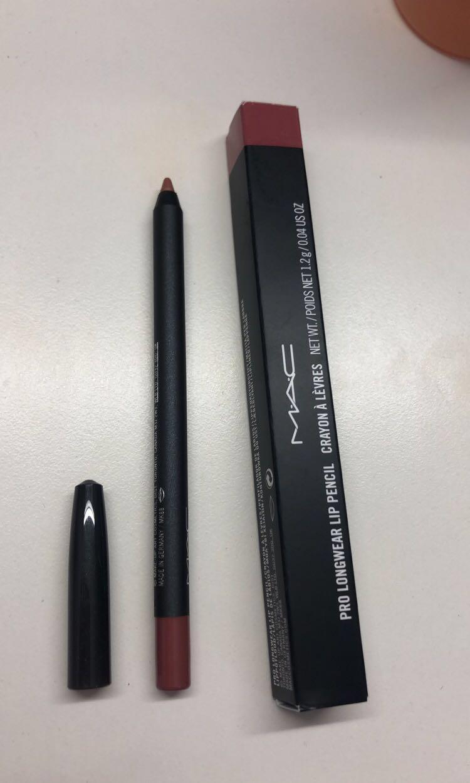 Mac Pro longwear lip pencil- staunchly stylish