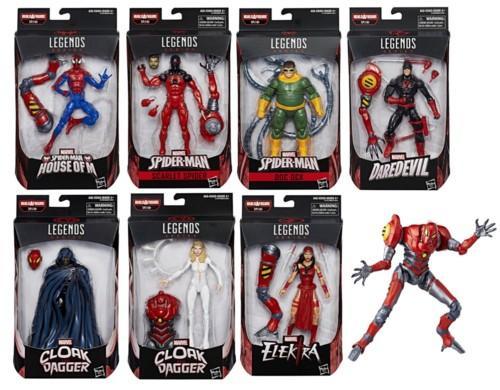 "In STOCK Marvel Legends Amazing Spider-Man Wave 10 /""Cloak/"" Action Figure"