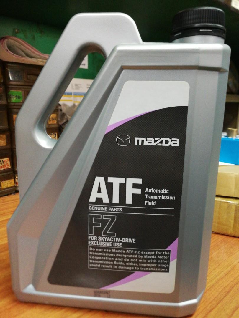 Mazda FZ Auto Fluid
