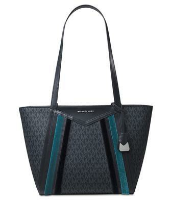 343e689bc4a982 ♥ Michael Kors Whitney Small Logo Tote, Women's Fashion, Bags ...