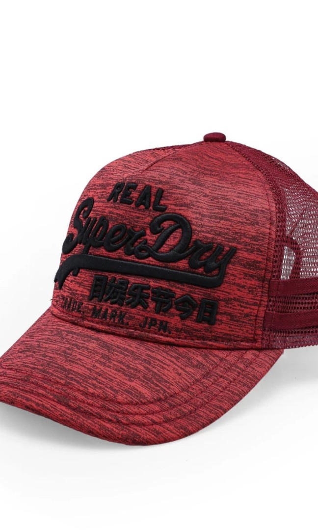 db2e665ecde New Authentic Superdry Trucker Cap