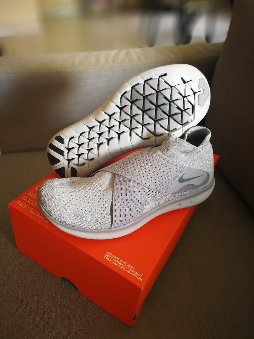25b92ca846a4 Nike Free RN Motion FlyKnit 2017 100% Authentic Brand US9.5 Running ...