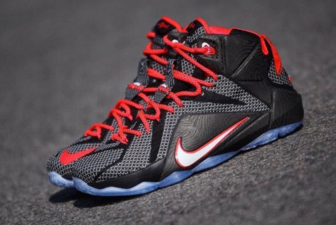 5cf3349377 Nike LeBron 12 XII Basketball Shoes New, Men's Fashion, Footwear ...