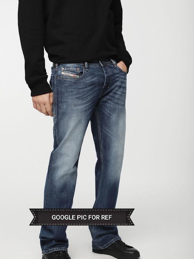2d571dc8 Original / Authentic Diesel Zatiny Bootcut Denim Jeans, Men's ...