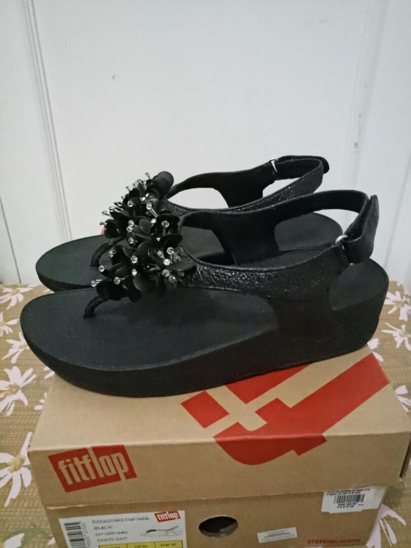3cc6884fbbe4 Original FITFLOP Boogaloo Back Strap Sandals