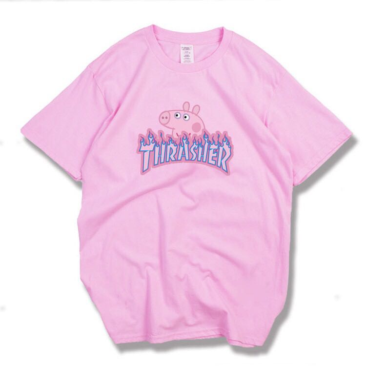 Peppa Pig Pink Thrasher Top