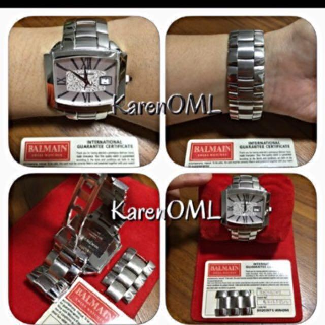 Pierre Balmain Quartz watch