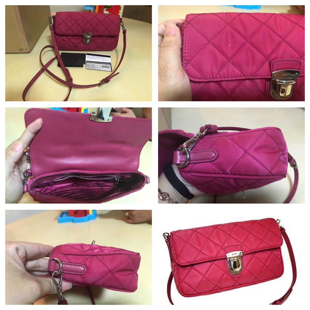 093e508f0d6 ... coupon code for pre loved bags lv and prada womens fashion bags wallets  handbags on carousell