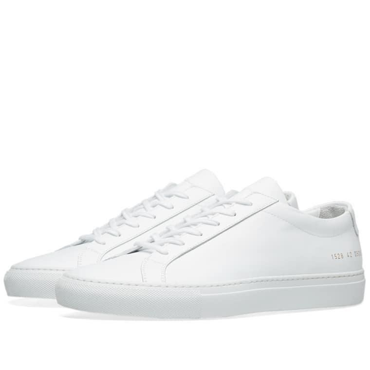0099f7711786 RETAIL  600  Common Projects Achilles Low Sneakers