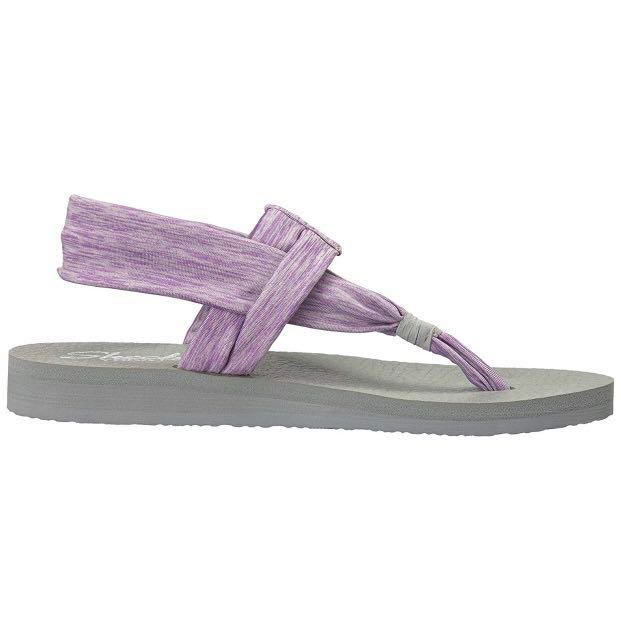 fe22eaf2d8c0 Skechers Women s Meditation-Studio Kicks Flat Sandal size US 6 ...