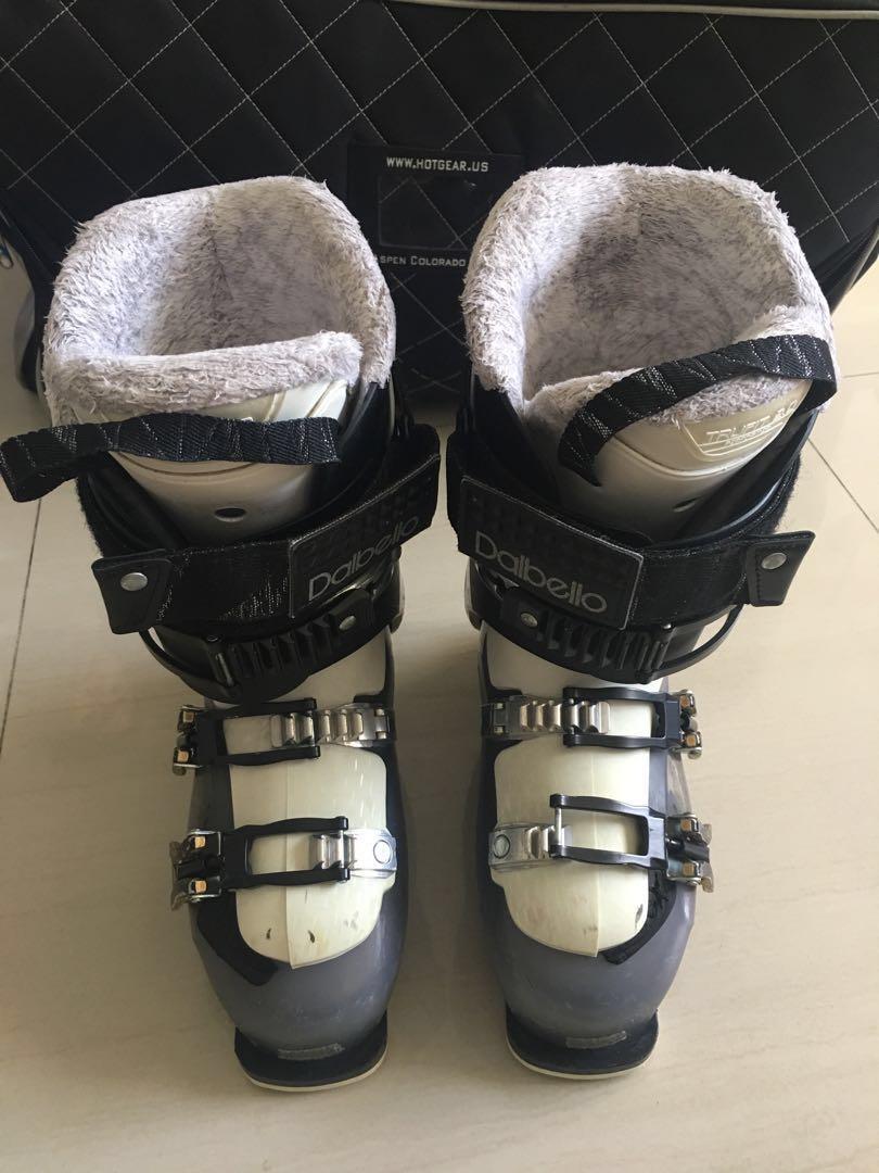 Used Ski Boots >> Ski Boots Dalbello Luna 90 Ladies