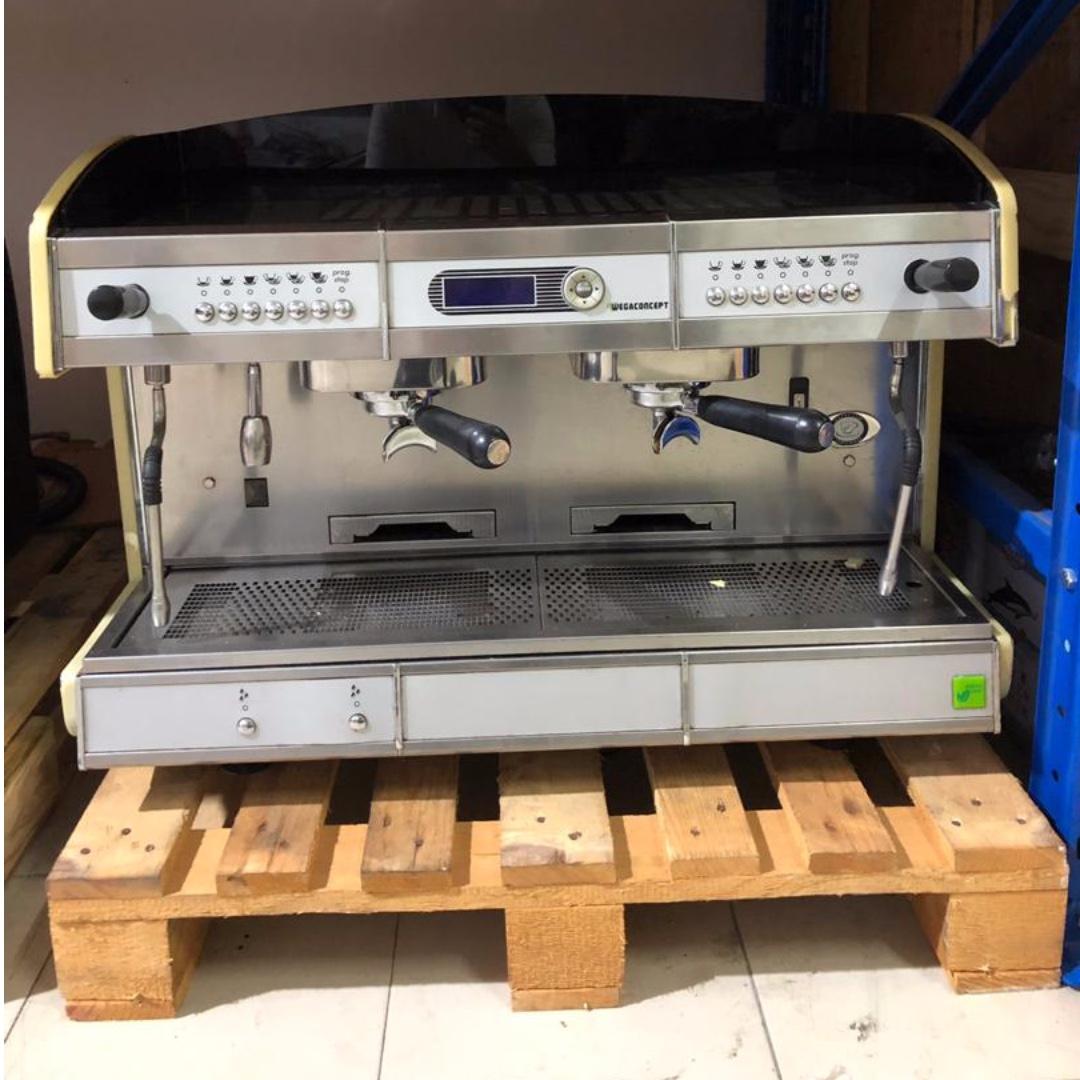 45187c3d8d Wega Concept 2 Group Coffee Machine
