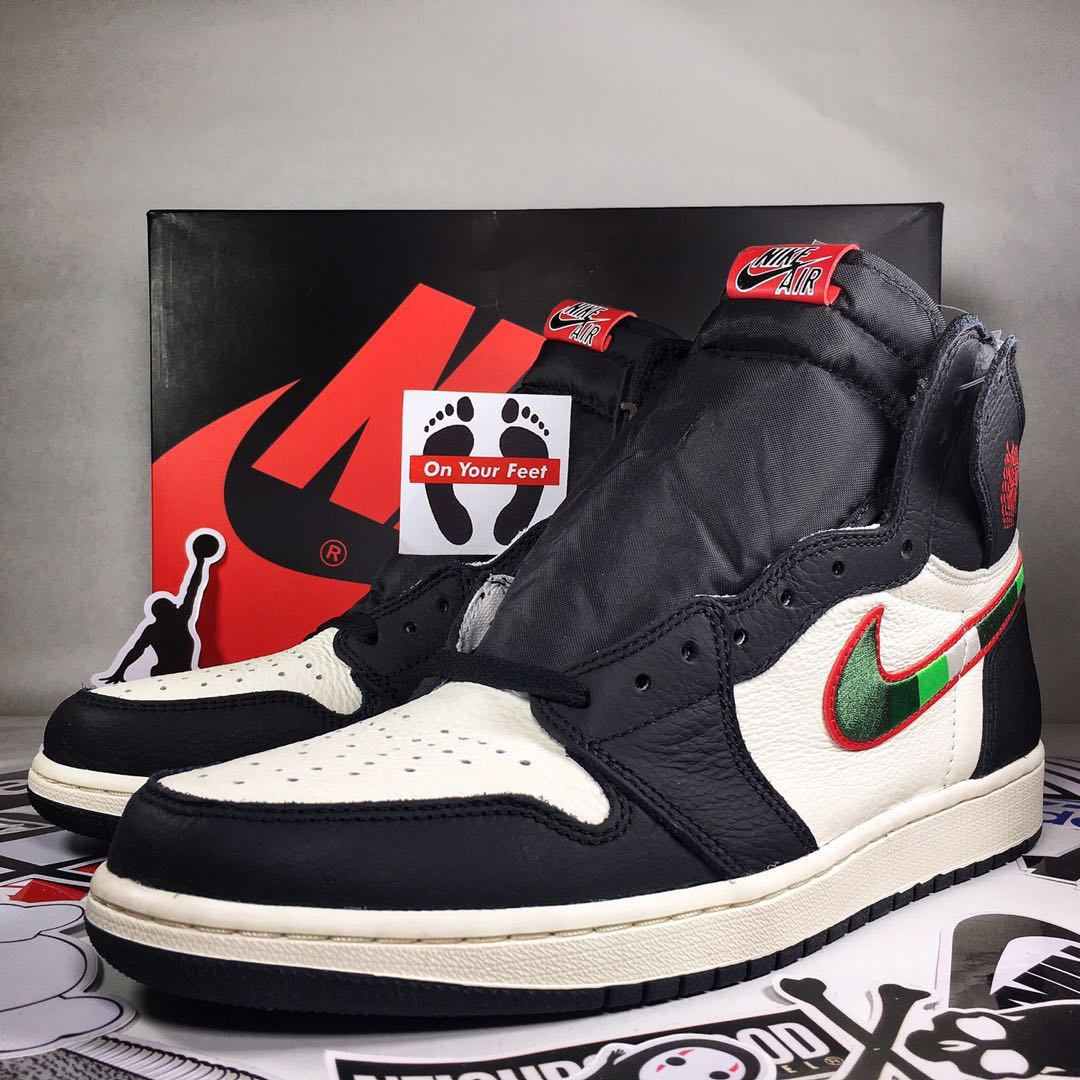 SELLING  Nike Air Jordan 1 OG  A Star Is Born   Sports Illustrated ... f7ebec4dd