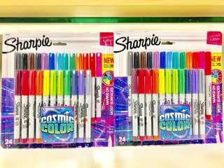 Sharpie Cosmic Colors Limited Edition - Ultra Fine Markers in 24's