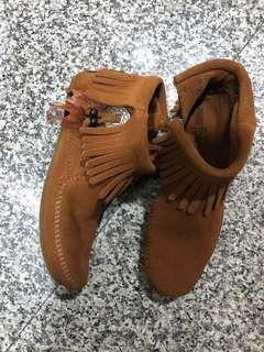 🚚 莫卡辛 MINNETONKA 裸靴