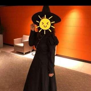 Holloween Witch Dress