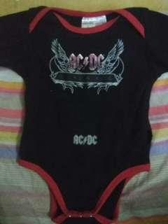 Baby Romper AC/DC